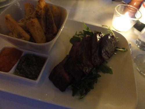 kobe bavette steak