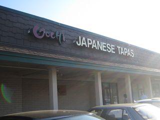 Japanese tapas Gochi 002